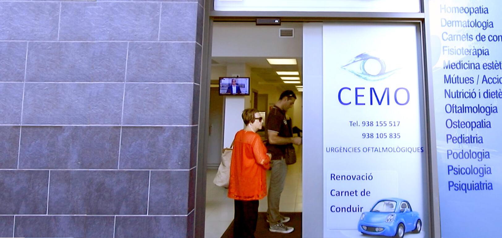 Urgencias Oftalmológicas en Vilanova i la Geltrú